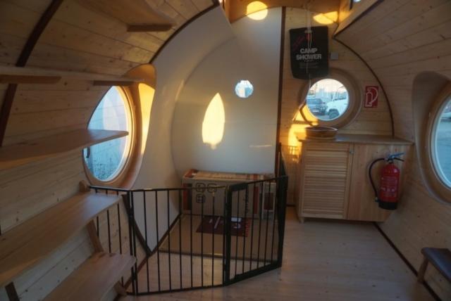 Wagenbau Heizmöglichkeiten, Holzofen im Tiny House