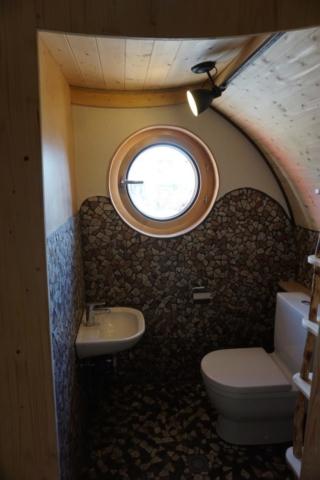 Bad fliesen, Kinder Toilette, WC Ferienhaus