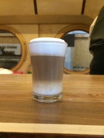 Kaffeespezialität Kaffewagen