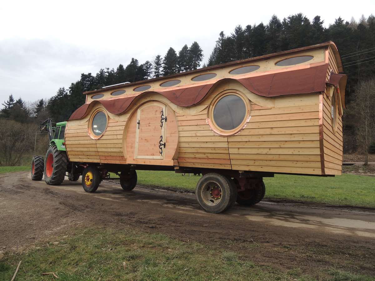 Transport Tiny House
