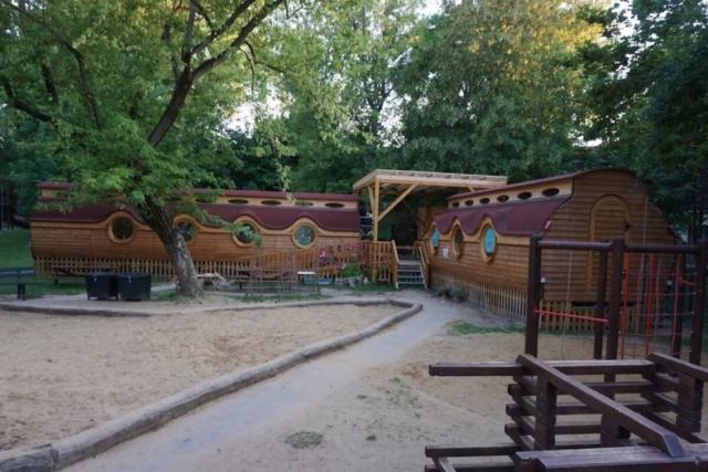 Tiny House Dorf, kreative Ferienwohnung